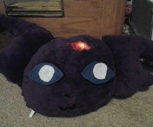 Light Up Espeon Pillow