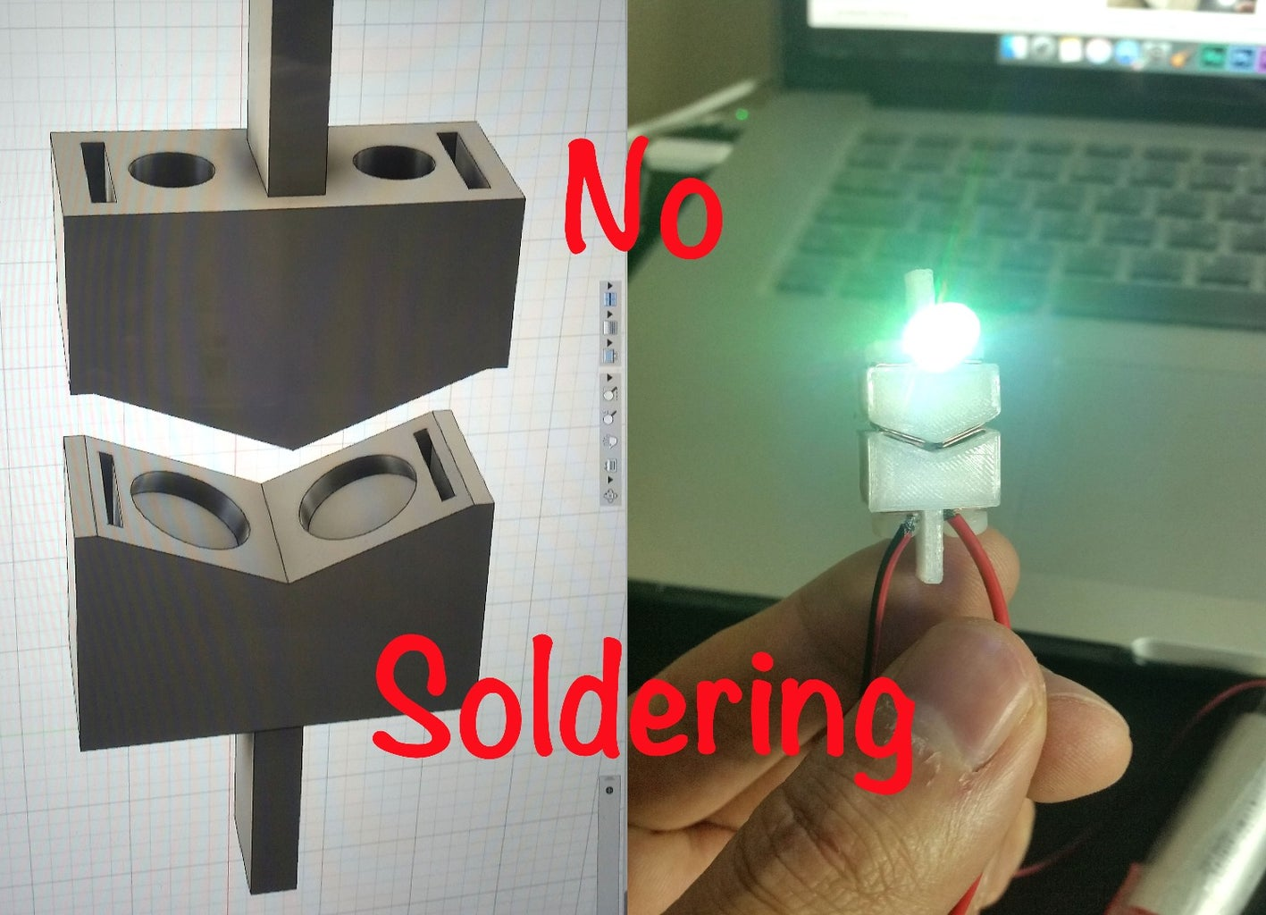 DIY Magnetic Jack/Plug for Any Purpose (No Soldering)