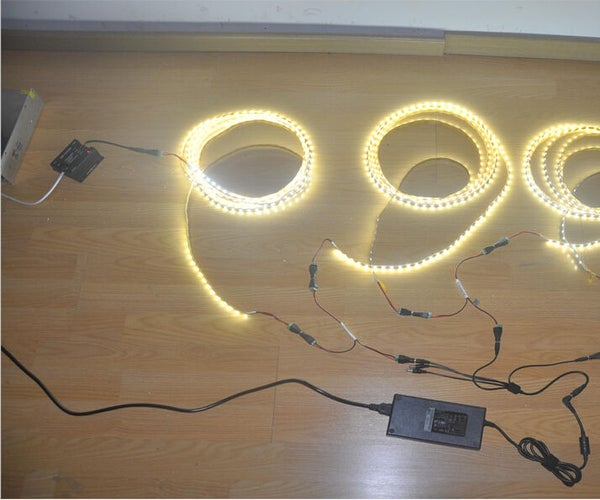 How to Solve the Problem of More Than 10 Meters Single Color Lighting Failure?