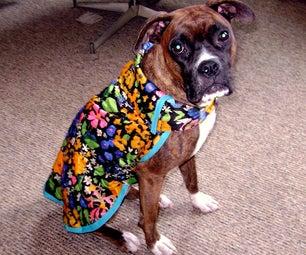 Repurposed Dog Coat