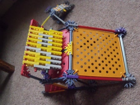 Knex Tech Deck Ramps