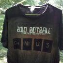 Bleached T-Shirt Design