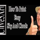 How to Paint Sky and Clouds