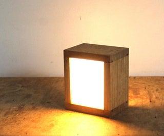 LED Cube Light