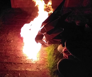 How to Build a Fire Breathing Dragon Mask