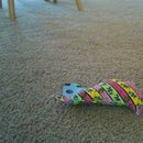 Sew a Catnip-Stuffed Cat Toy