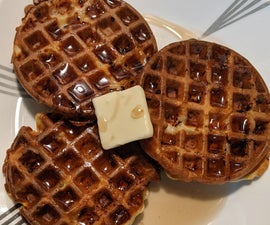 Chicken-IN-Waffles