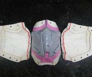 3D打印模壳