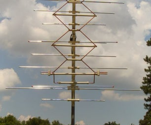 Gray-Hoverman TV Antenna Reflector Rods Part 2