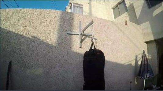 Instalación Del Soporte Al Muro