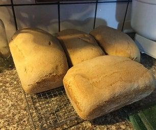 1升全麦面包