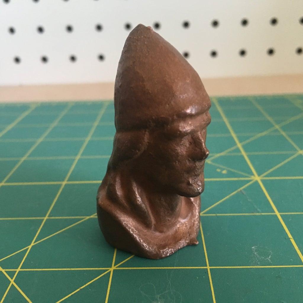 Polish the 3D Print!
