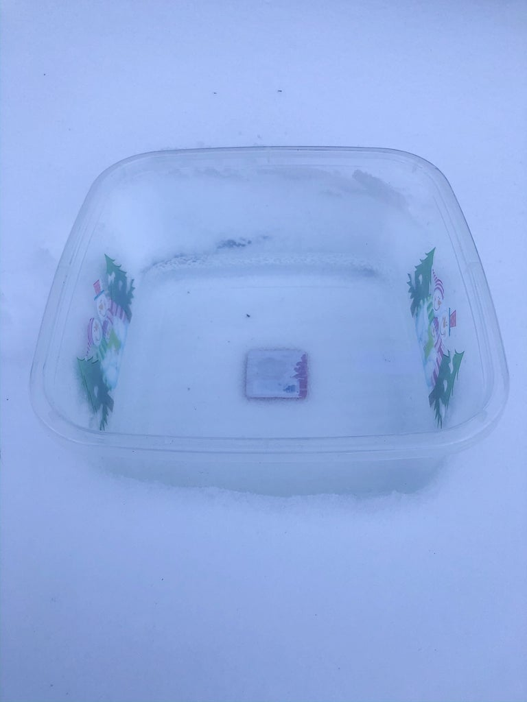 Make the Ice
