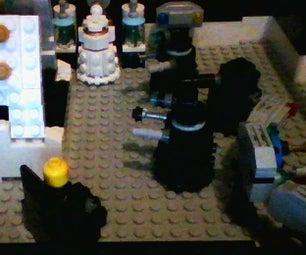 Dalek Base 2.0