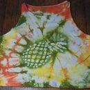 Pineapple Batik Tie Dye