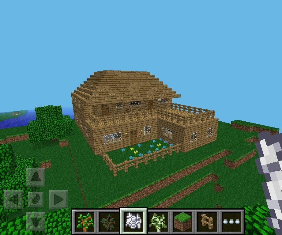 "minecraft pe ""HOME SWEEET HOME"""
