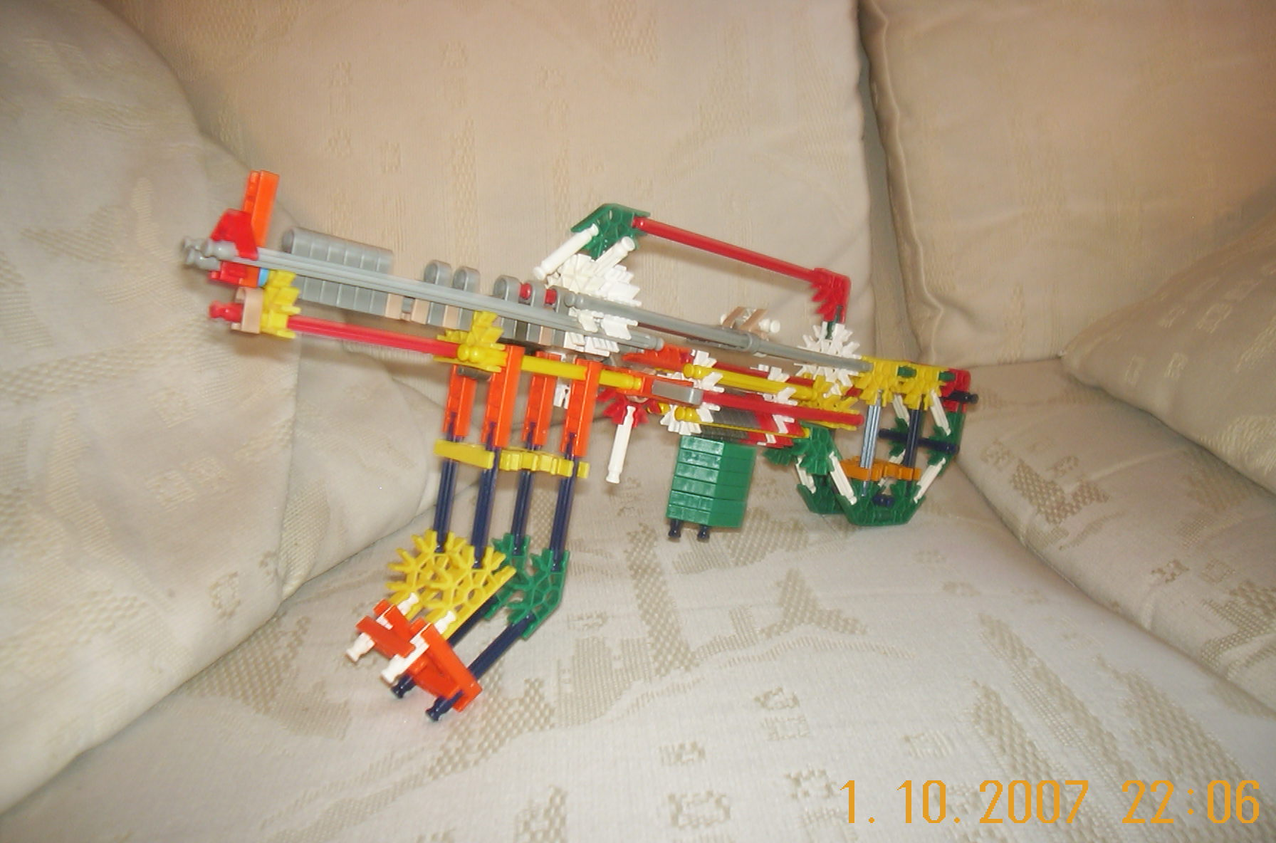 knex AK-47