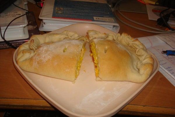Breakfast Pastie,  Great 15 Min Breakfast!
