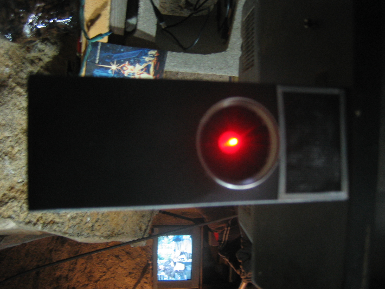 simply build your own HAL 9000