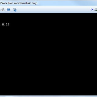 How to Create a MS-DOS 6.22 VMWare Image?