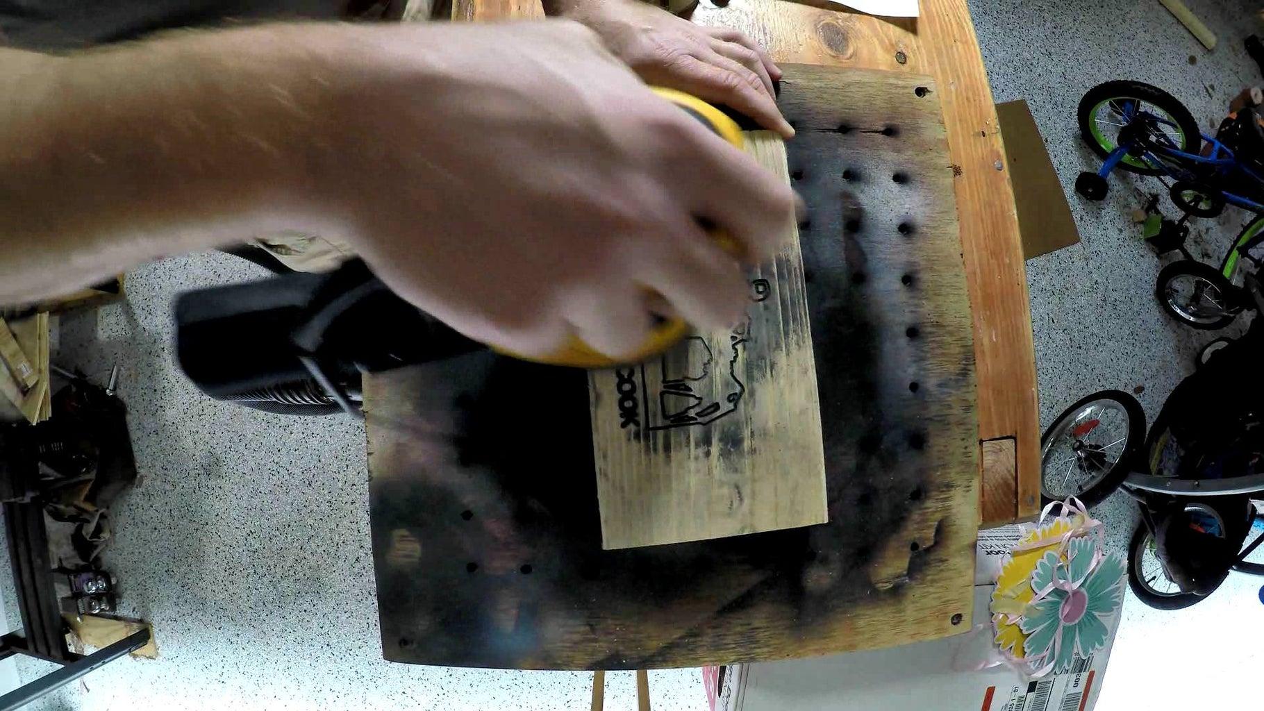 Optional: Engraving