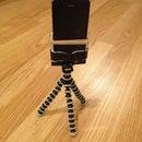 FREE Tripod/Gorillapod iPhone Adaptor