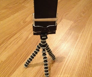 FREE Tripod/Gorillapod IPhone Adaptor