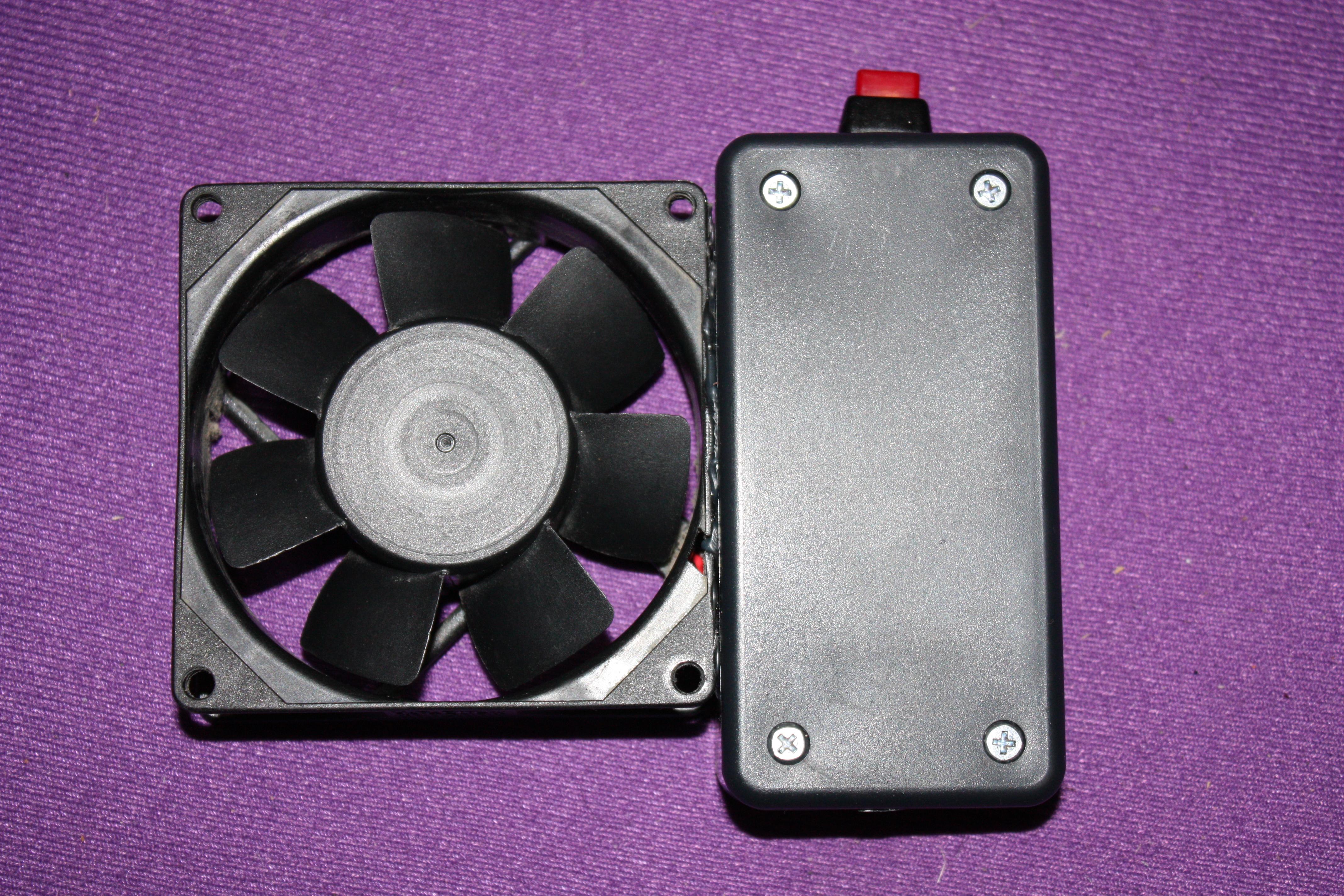 travel pocket fan