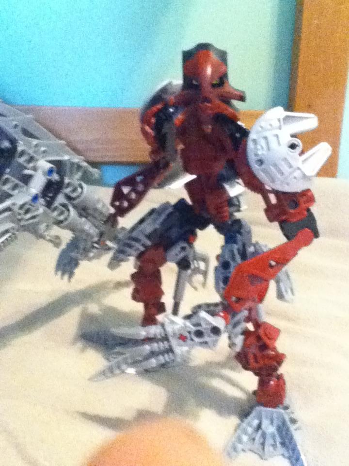 Unnamed Bionicle MOC