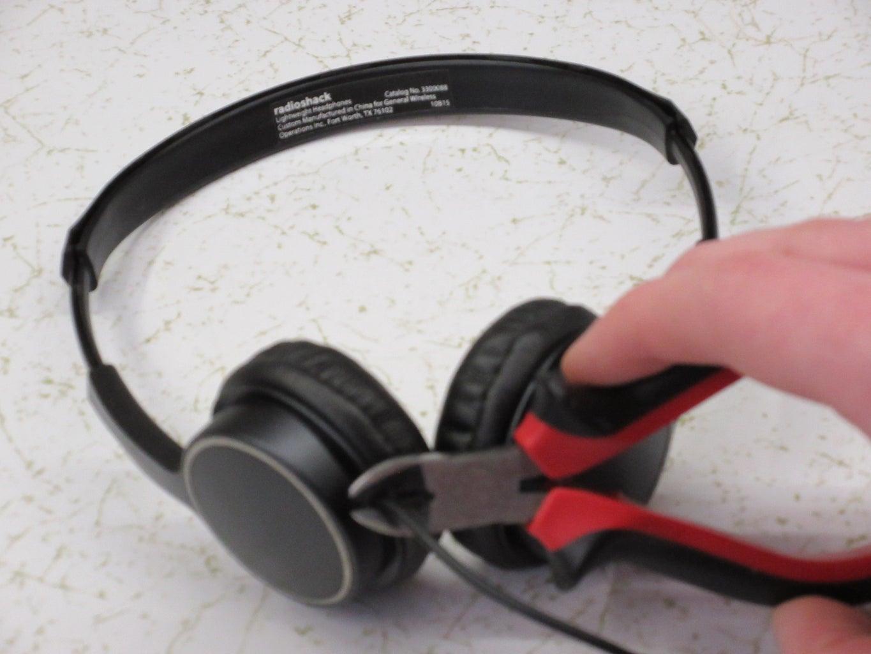 Preparing the Headphones