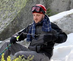 Survival Ski Pole
