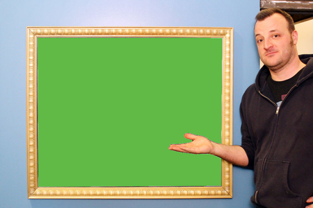 Smoke and Mirrors, and a Green Screen...