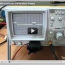 Interface Servo Motor with 8051 Microcontroller