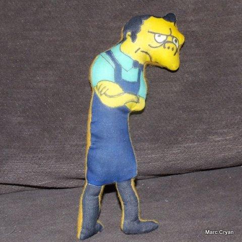 Make a Moe Syzlak Doll
