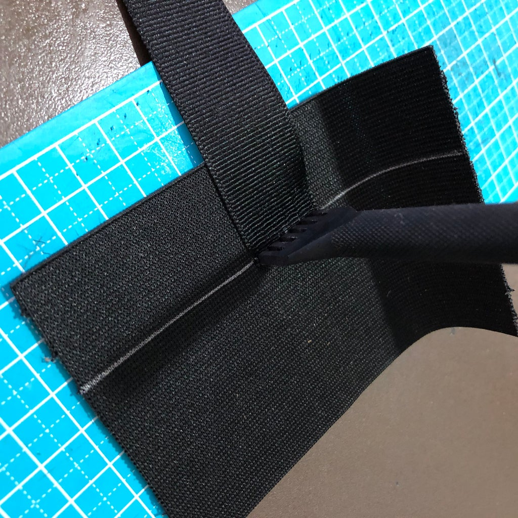 Punch Holes and Stitch