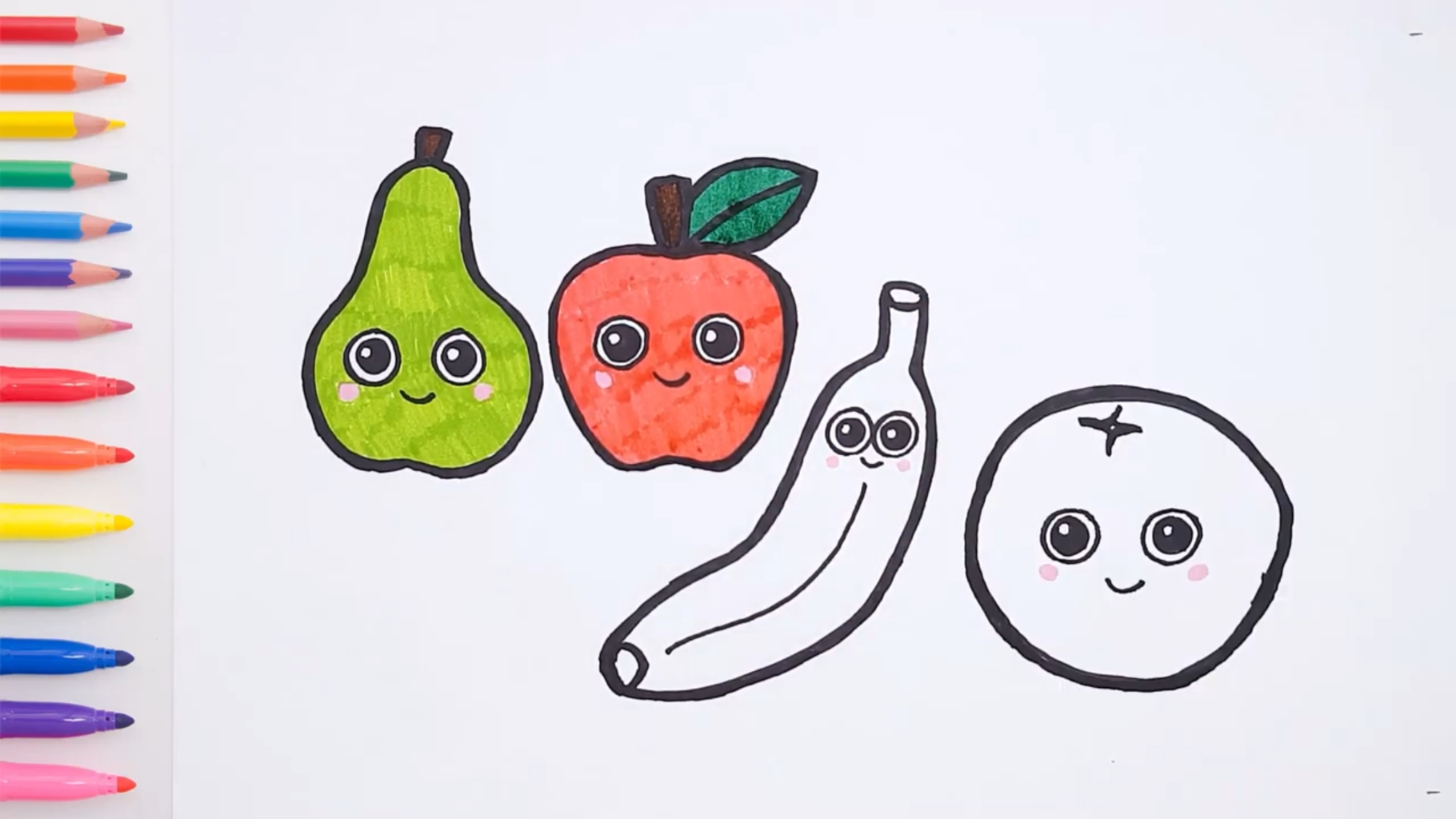 Color the Apple