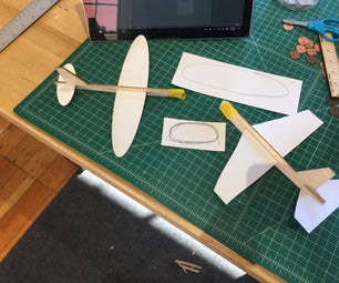 设计飞行:巴尔萨滑翔机
