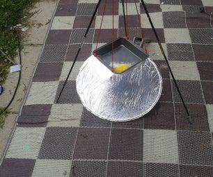 Solar Skillet