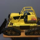Tonka Bulldozer Conversion
