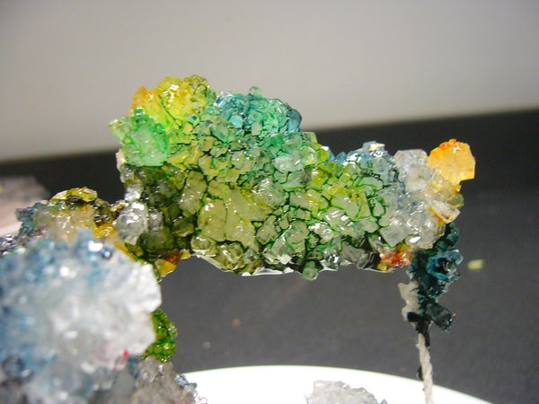 How to Make Rock Candy
