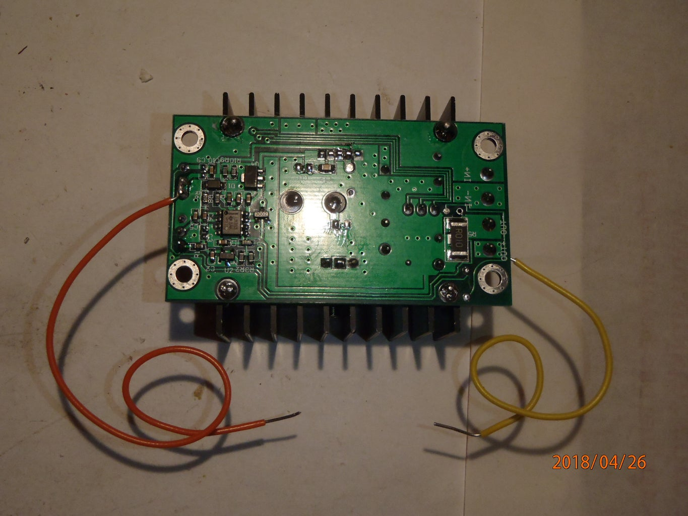 Controlling the Voltage of the XL4016 Module