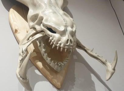 Hidralisk Skull Trophy