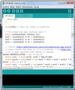 Code - Arduino
