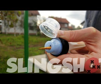 How to Make a Slingshot Gun