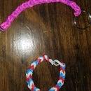Loom Band Bracelet/key Chain