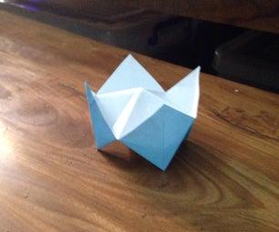 Origami Small Organizer/Fortune Teller