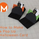 How to Make a Pop Up Halloween Card