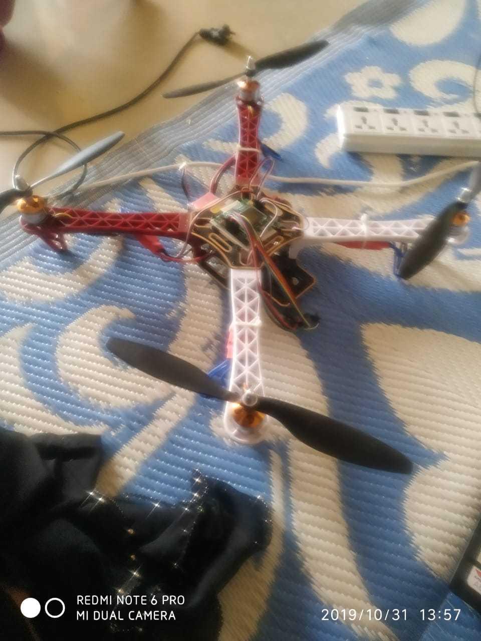 Fitting Propeller