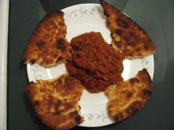 Easy Indian Tomato Sabji