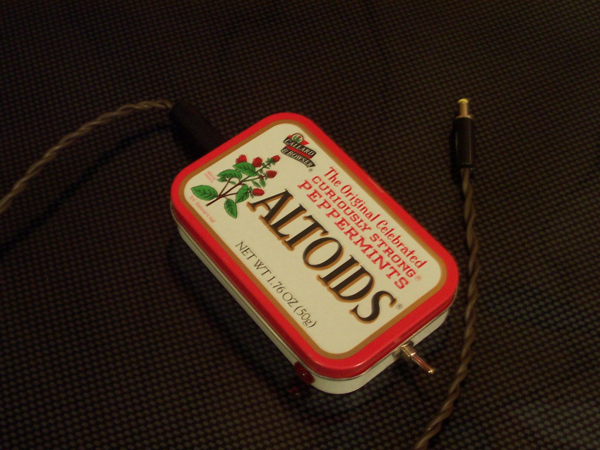 altoids PSP recharger